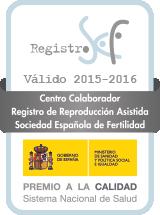Centro colaborador Registro de Reproducción Asistida Sociedad Española de Fertilidad
