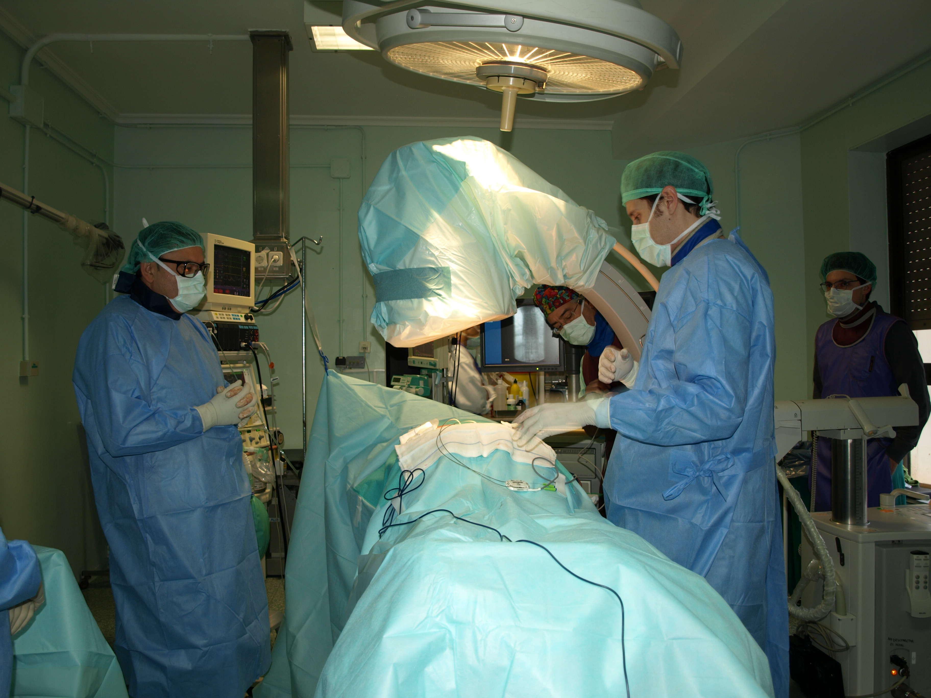 CHGUV - Anestesia, Reanimación y Terapia del Dolor